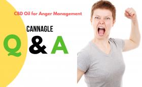 CBD Oil for Anger Management