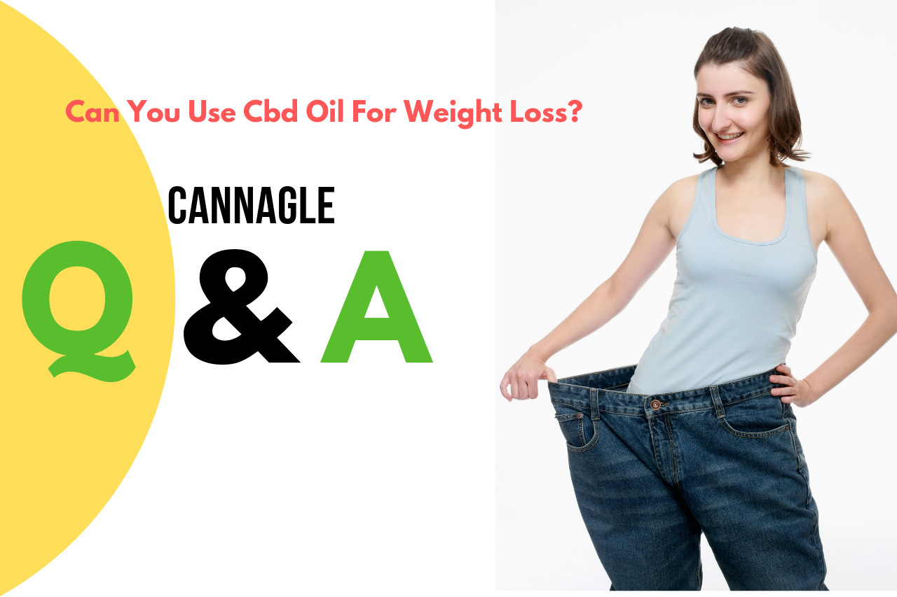 Can You Use Cbd Oil For Weight Loss