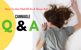 How To Use Cbd Oil As A Sleep Aid