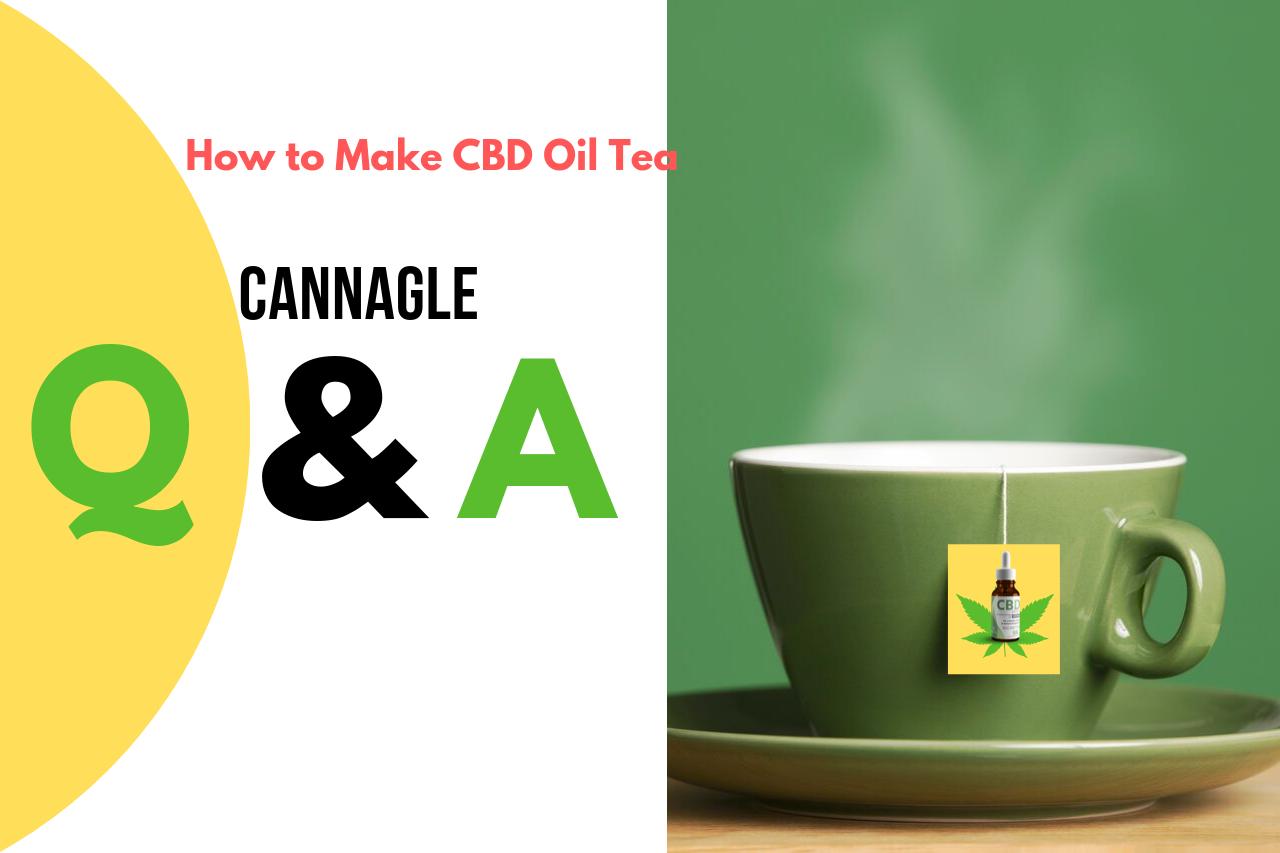 How to Make CBD Oil Tea