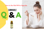 How to Use Cbd Oil For Appetite