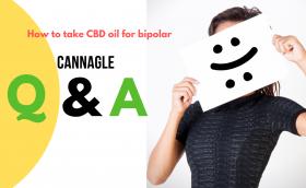 How to take CBD oil for bipolar