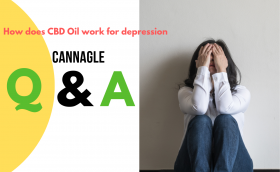 How does CBD Oil work for depression