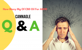 How Many Mg Of CBD Oil For ADHD