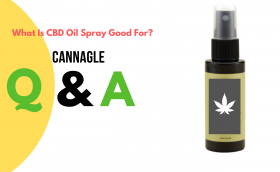 What Is CBD Oil Spray Good For